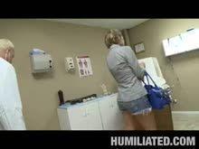 Medico comendo loira safada