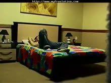 Cnnamador video de sexo casal amador