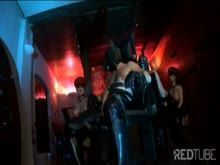 Sexo quente realizando fetiches